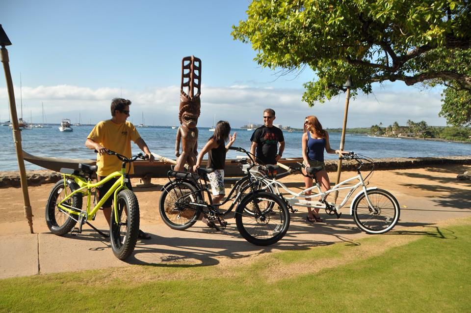 E bike Rental Lahaina HI - https://www.ridesmartmaui.com/