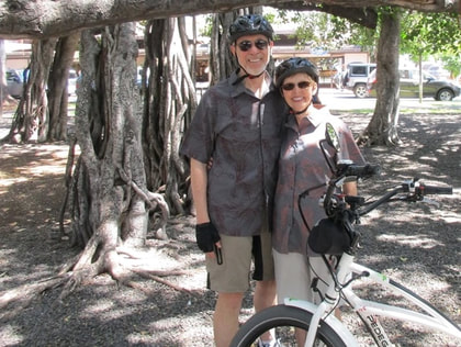 Exploring Maui on a Tandem E-Bike - https://www.ridesmartmaui.com