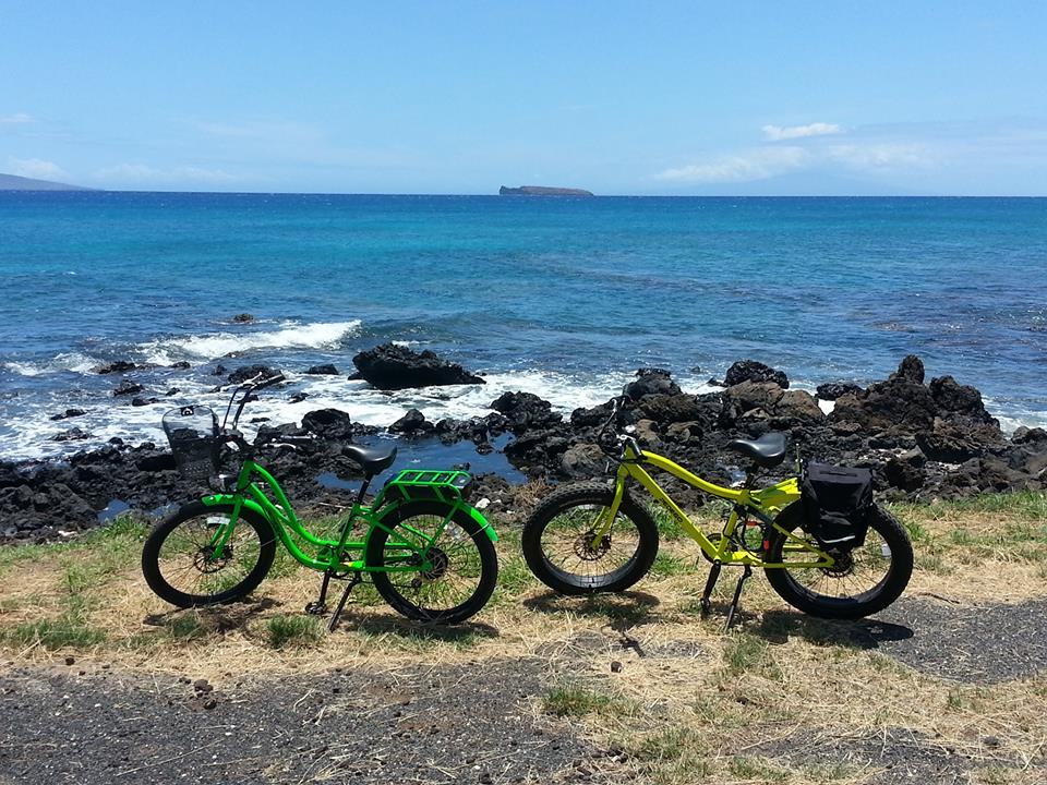 South Maui La Perouse Bay - https://www.ridesmartmaui.com/