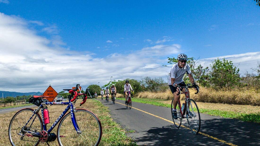 Maui Bicycling League's Ride of Silence